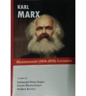 Karl Marx-Bicentennial (1818-2018) Lectures
